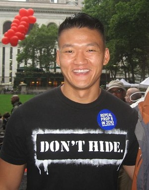 Dan Choi's not gonna take it anymore ... and neither is Uppity Fag