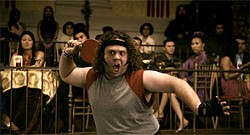 GEMMA LA MANA - Dan Fogler plays an FBI agent who infiltrates the ping-pong underground.
