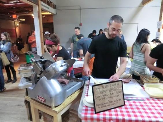 Dan Jablow of Jablow's Meats - ALEX HOCHMAN