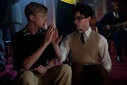 """Dane DeHaan and Daniel Radcliffe """"practice spells."""""""