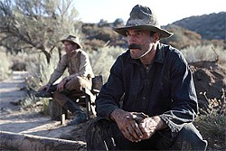 ©PARAMOUNT VANTAGE - Daniel Day-Lewis is intense as an oil prospector.