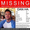 Daniel Ha: DNA Results Confirm Body Found in Bay Was Missing Tech Worker