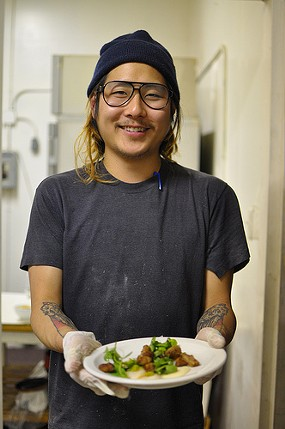 Danny Bowien: What's he been smoking? - JESSE FRIEDMAN/FLICKR