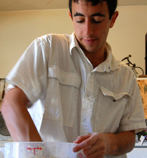 Danny Gabriner has suspended most of Sour Flour's baking efforts. - BRIDGET HUBER/MISSION LOC@L
