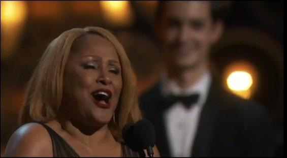 Darlene Love at the Oscars