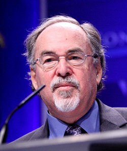 GAGE SKIDMORE - David Horowitz at the 2011 Conservative Political Action Conference.