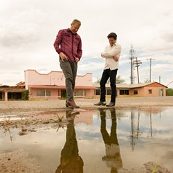 BRADFORD JONES - David Lowery and Johnny Hickman of Cracker