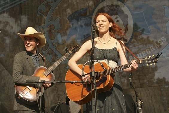 David Rawlings and Gillian Welch - CHRISTOPHER VICTORIO