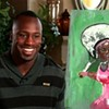 Vernon Davis, 49ers Tight End, Wants Kids to Love Art
