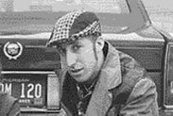 Davy Rothbart, urban spelunker.