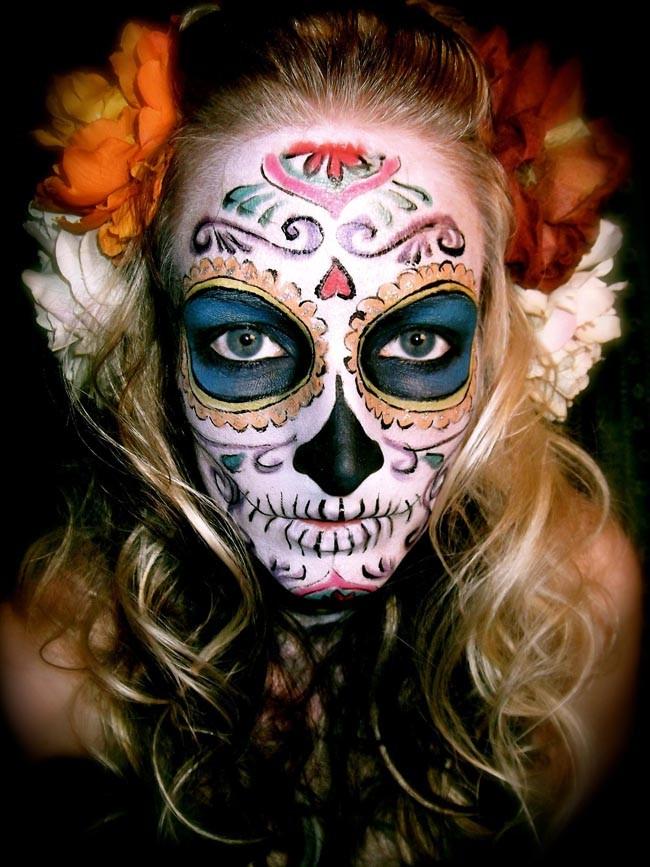 Dead Sexy: A Dia de los Muertos Makeup Tutorial | The ...