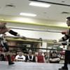 Dear Champ: Advice from a Fictitious Pro Wrestler