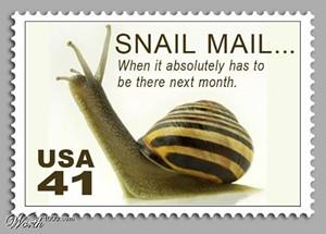 Dear Mr. Post Man ...