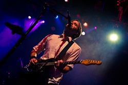 Death Cab for Cutie at the Fillmore