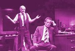 KEVIN  BERNE - Death of a Salesman: Tony Amendola is note-perfect, while Rod Gnapp is without energy.