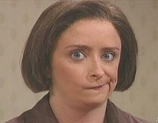 Debbie Downer. Born and raised in San Francisco
