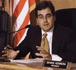 Dennis Herrera, the next city attorney.