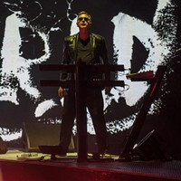 Depeche Mode @ the Shoreline