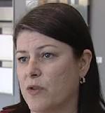 Deputy City Attorney Charlotte Konczal: Maybe she'd be happier in the DEA - COURTESY ABC30