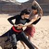 Desert Dancer: What's It Like to Live Where Dancing Is Illegal?