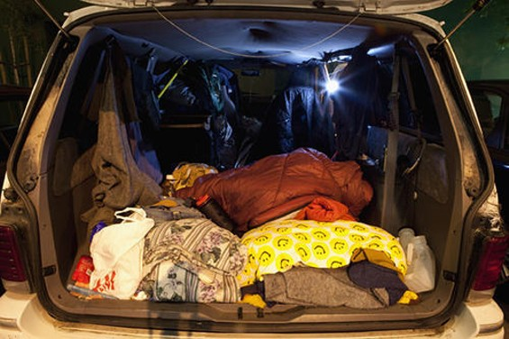 Despite the new rules, some sex offenders in S.F. are still living in their vans.