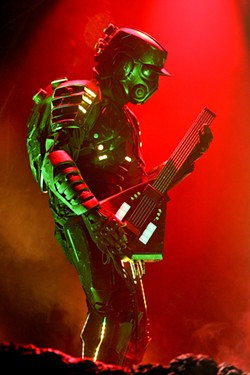 CHRISTOPHER VICTORIO - Destroid at the Warfield