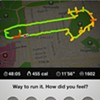 Dick Tracing: A Jogger Hijacks Nike's Technology to Make Obscenity Visible from Space