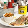 Dinner Service at Brenda's French Soul Food: Less Wait, Less Soul