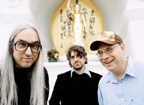 Dinosaur Jr. plays the Fillmore this Thursday.