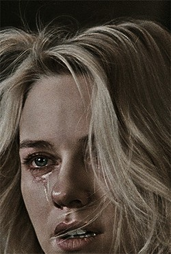 WARNER INDEPENDENT PICTURES - Director Michael Haneke makes us feel like creeps for watching Naomi Watts cry.