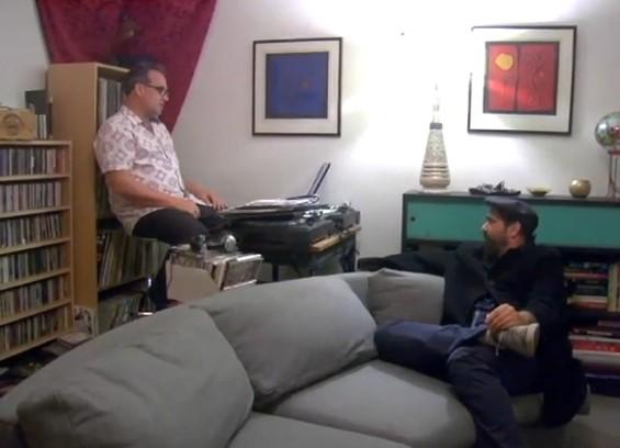 DJ Foodcourt advises Mark Eitzel