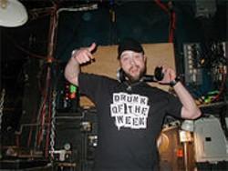 DJ Freddy King of Pants.