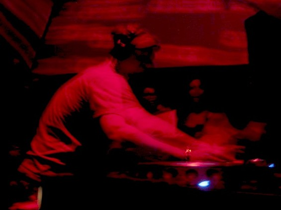 DJ Koze in S.F. on Friday night