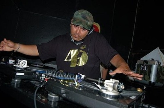 DJ Mr. E: from beats to burritos and back