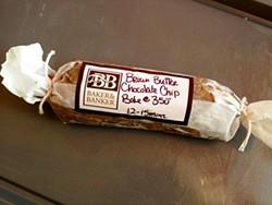 TAMARA PALMER - Do unwrap the dough before you start eating.