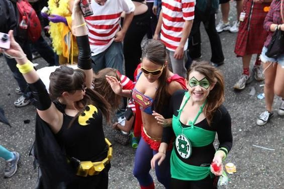 Do you want to tell them there may not be a 100th Bay to Breakers? - JOSEPH SCHELL