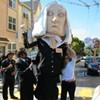 Medical Marijuana Advocates Mourn Pot Club Closures in Mock Funeral