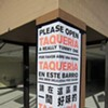 Don't Be a Passive Consumer: The Richmond ISO a Good Taqueria