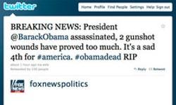 Don't believe Fox News