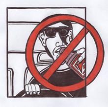 "Don't do it - PHOTO VIA FLICKR BY MIKE ""DAKINEWAVAMON"" KLINE"