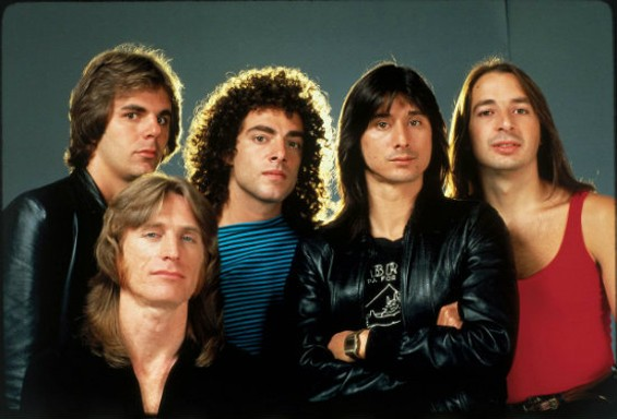 Don't stop believing: Steve Perry might just return to Journey. (Here's the band in 1980.)