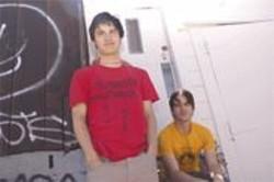 Dos Dodos: Meric Long and Logan Kroeber.