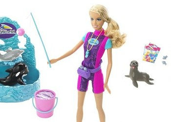 Double Dutch Dog, Vegan M&Ms and Whale Trainer Barbie!