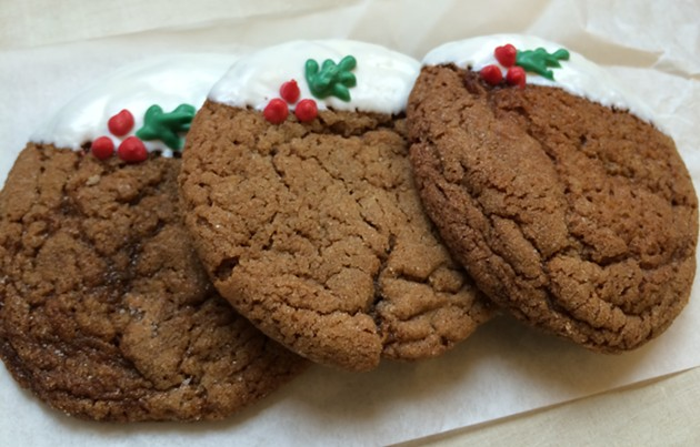 Click and ye shall receive gingersnaps 20 minutes later. - ANNA ROTH