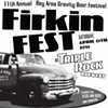 Drink Beers from the Cask at Triple Rock's Firkin Fest