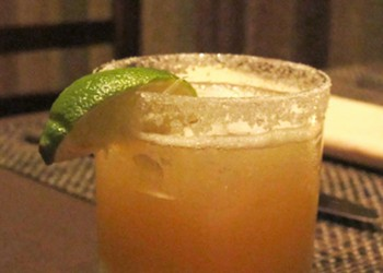 Drink of the Week: Tennessee Margarita at Pican