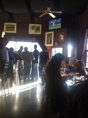 Drinking the afternoon away at Fly Bar. - SCOTT K./YELP
