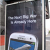 Drone Primer Now on Display in Muni Bus Shelters