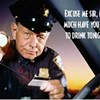 Police Out Looking for Drunk Drivers This Weekend; Stay Sober or Call a Cab