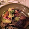 East Bay Bite of the Week: Wax Bean Salad and Duck Confit at Chez Panisse
